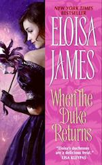 When the Duke Returns af Eloisa James