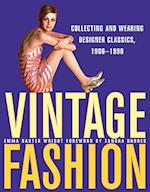 Vintage Fashion af Emma Baxter-Wright