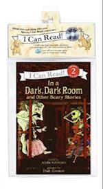 In a Dark, Dark Room and Other Scary Stories [With CD] (I Can Read Books, Level 2)
