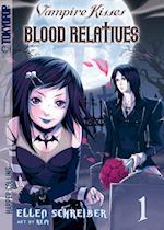 Vampire Kisses Blood Relatives, Volume 1 (Vampire Kisses Graphic Novels Tokyopop, nr. 1)