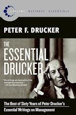 The Essential Drucker af Peter Ferdinand Drucker