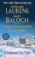 It Happened One Night af Stephanie Laurens, Mary Balogh