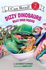 Dizzy Dinosaurs (I Can Read. Level 2)