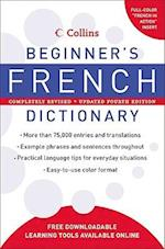 Collins Beginner's French Dictionary, 4th Edition (Collins Language)