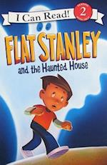 Flat Stanley and the Haunted House (I Can Read. Level 2)