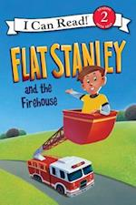 Flat Stanley and the Firehouse (I Can Read. Level 2)