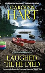 Laughed 'Til He Died (Death on Demand Mysteries)