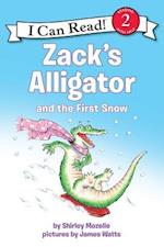 Zack's Alligator and the First Snow af James Watts