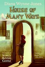 House of Many Ways (World of Howl, nr. 3)