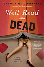 Well Read and Dead (High Society Mysteries)