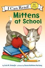 Mittens at School