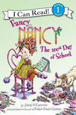 Fancy Nancy the 100th Day of School (I Can Read. Level 1)
