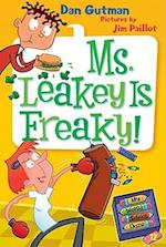Ms. Leakey Is Freaky! af Jim Paillot, Dan Gutman