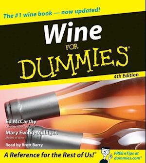 Wine for Dummies 4th Edition af Ed McCarthy Mary Mulligan