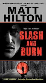 Slash and Burn af Matt Hilton