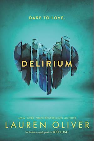 Bog, paperback Delirium af Lauren Oliver