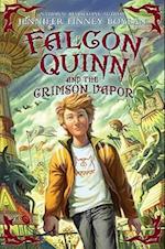 Falcon Quinn and the Crimson Vapor (Falcon Quinn)