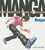 The Monster Book of Manga Boys
