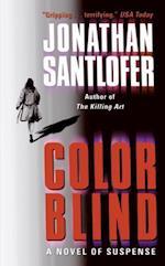Color Blind af Jonathan Santlofer