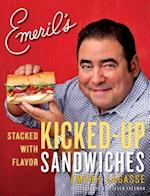 Emeril's Kicked-Up Sandwiches af Emeril Lagasse