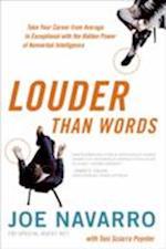 Louder Than Words af Joe Navarro