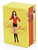 Pretty Little Liars 4-book Collection (Pretty Little Liars)