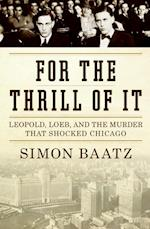 For the Thrill of It af Simon Baatz