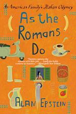 As the Romans Do af Alan Epstein