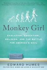 Monkey Girl af Edward Humes