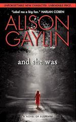 And She Was af Alison Gaylin