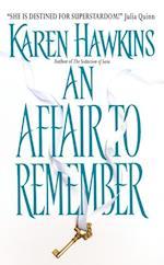 Affair to Remember af Karen Hawkins