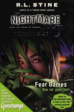 Nightmare Room Thrillogy #1: Fear Games (Nightmare Room Thrillogy)