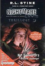 Nightmare Room Thrillogy #3: No Survivors (Nightmare Room Thrillogy)