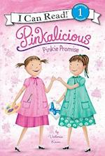 Pinkalicious (I Can Read Pinkalicious Level 1 Hardcover)
