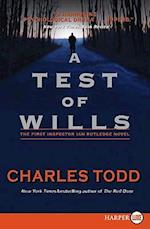 A Test of Wills (Inspector Ian Rutledge Mysteries, nr. 1)