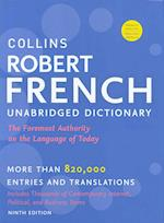 Collins Robert French Unabridged Dictionary, 9th Edition (Collins Reference)