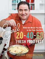 Emeril 20-40-60 af Emeril Lagasse