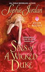 Sins of a Wicked Duke af Sophie Jordan