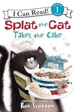 Splat the Cat Takes the Cake (I Can Read. Level 1)