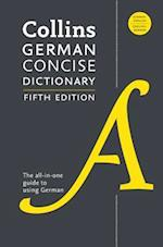 Collins German Concise Dictionary (Collins Language)