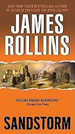 Sandstorm af James Rollins