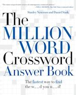 Million Word Crossword Answer Book
