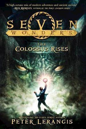 Bog, hardback The Colossus Rises af Peter Lerangis