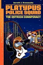 The Ostrich Conspiracy af Jarrett J. Krosoczka