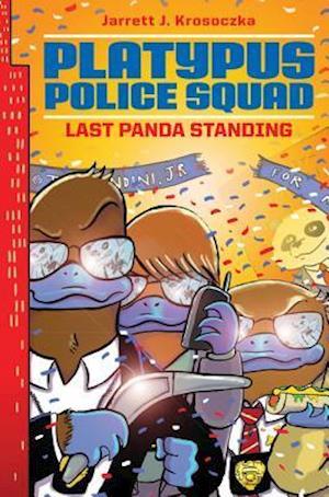 Bog, hardback Last Panda Standing af Jarrett J. Krosoczka
