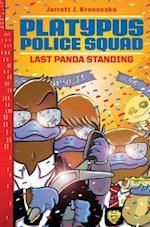 Last Panda Standing af Jarrett J. Krosoczka