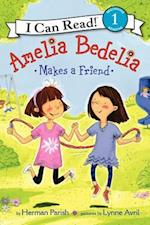 Amelia Bedelia Makes a Friend (I Can Read. Level 1)