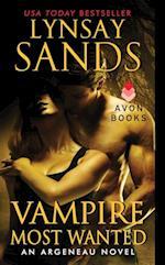 Vampire Most Wanted (Argeneau Vampire)
