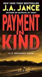 Payment in Kind (J.P. Beaumont Novel, nr. 9)