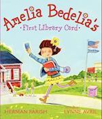 Amelia Bedelia's First Library Card (Amelia Bedelia)